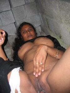 freaky huge tits gal