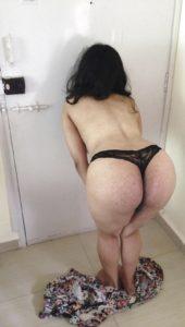 hot ass curvy babe