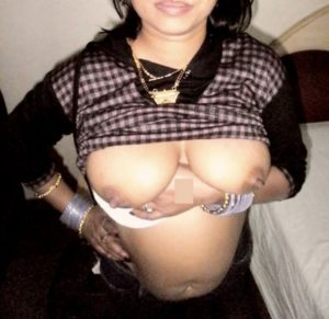 nude tits shy busty babe