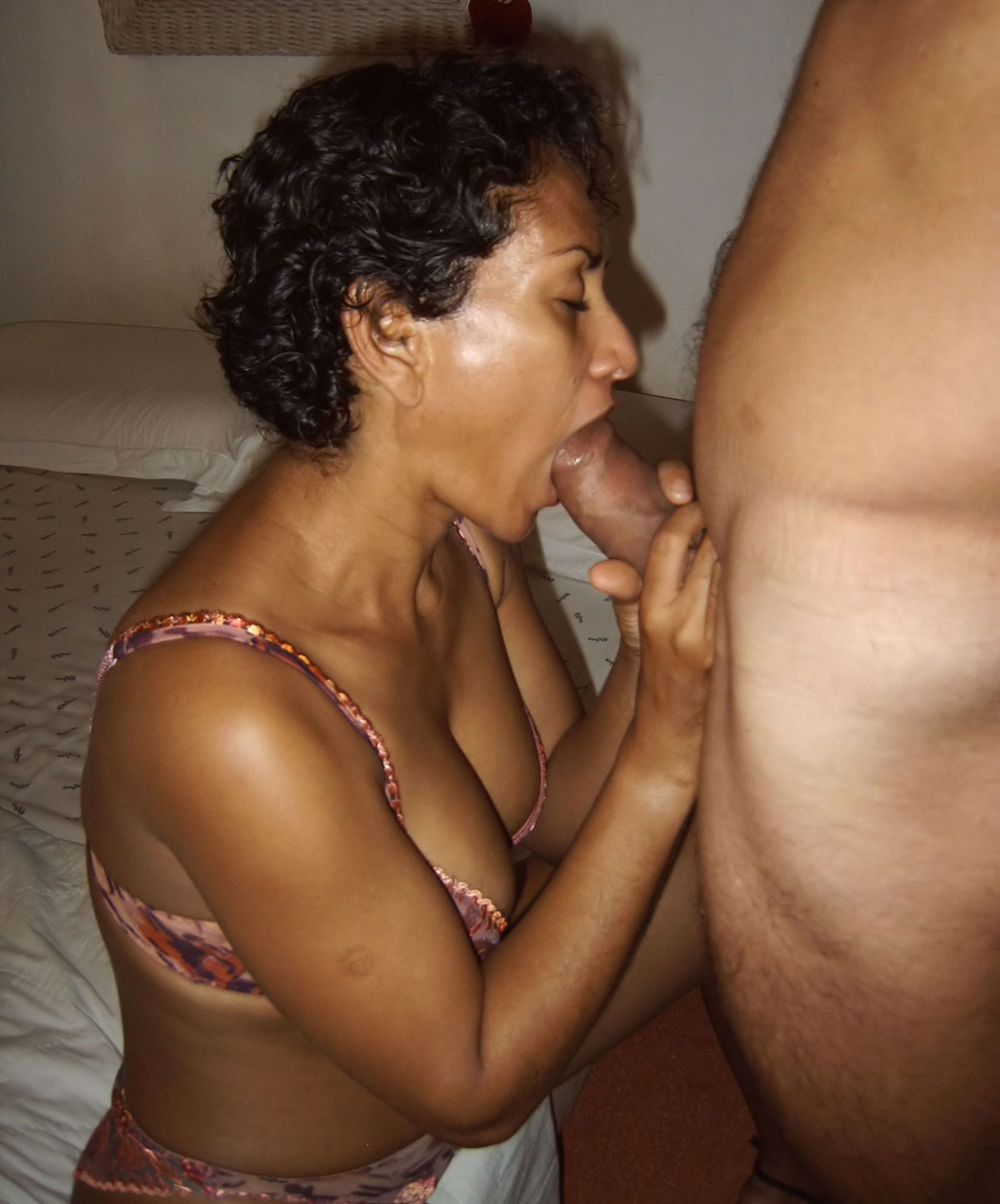 Wifes transgender handjob penis and interracial