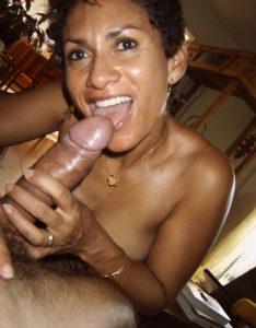 erotic blowjob busty babe