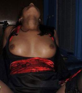 hot babe perky boobs