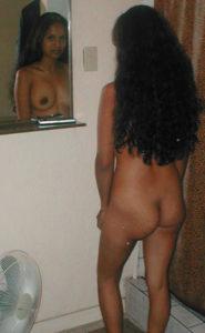 sexy bum nude babe