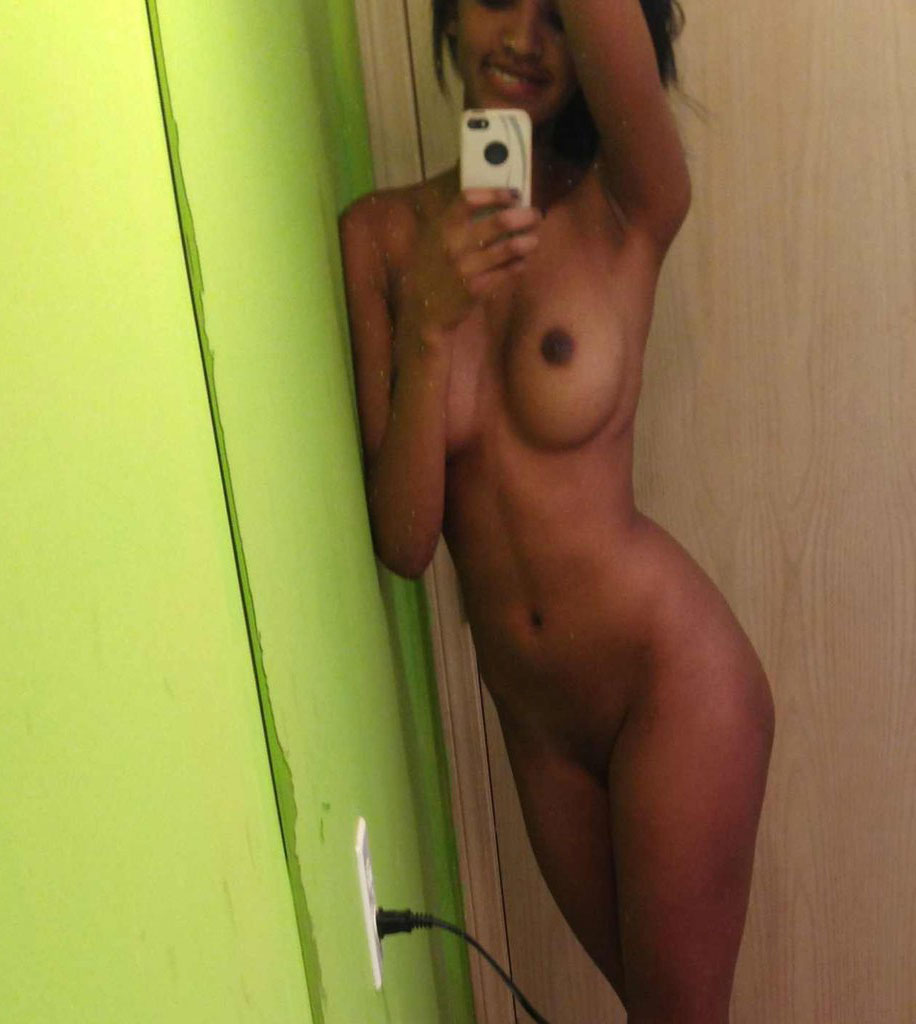 Well. very Indian girls naked selfie
