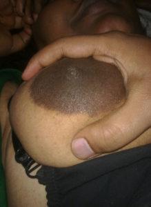 big boobs nude babe