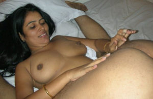 gorgeous desi babe having sex