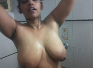 huge tits nude indian babe