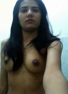 pretty indian babe perky boobs