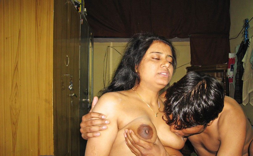 Indian Aunty Force Sex By Neighbor
