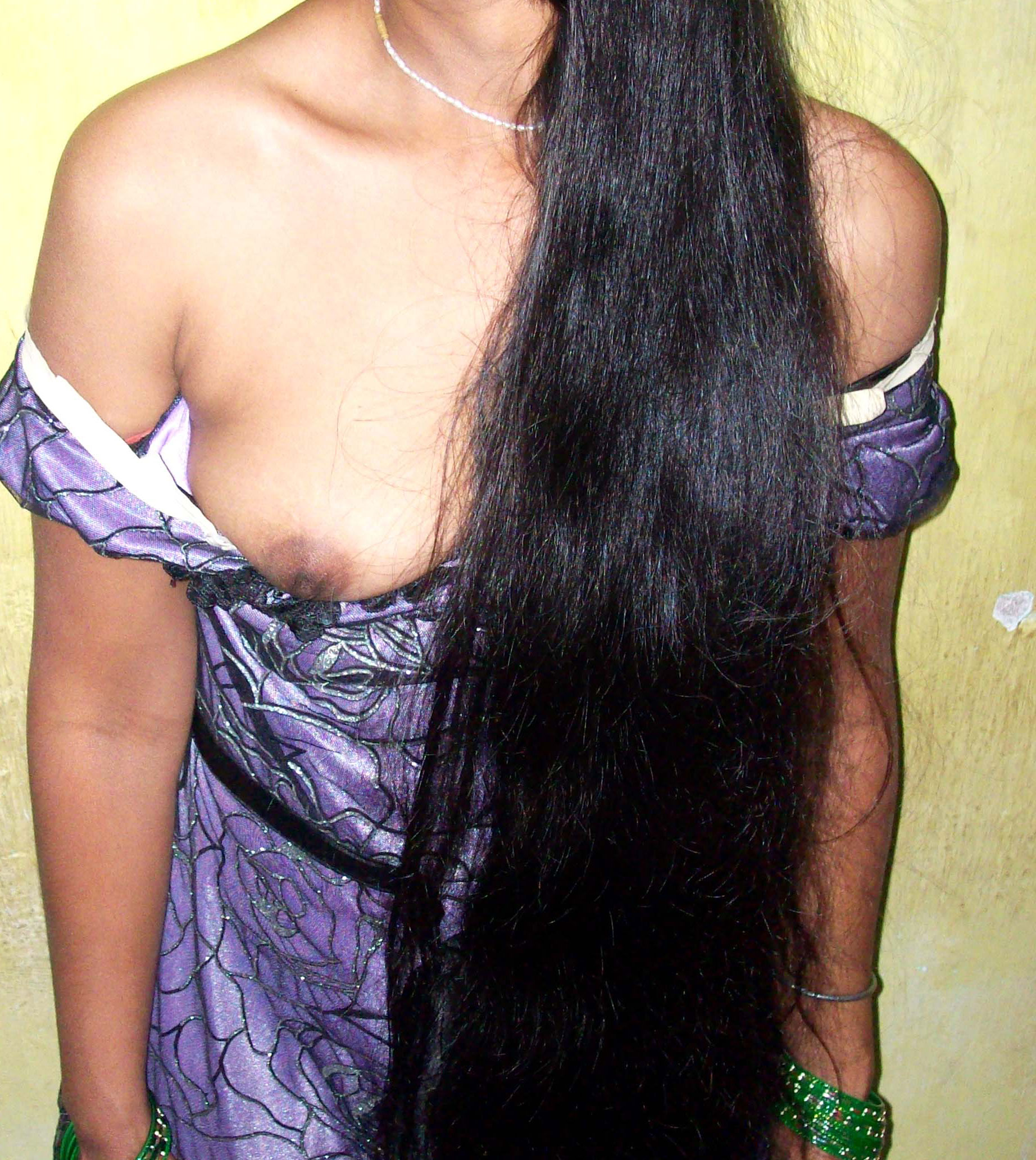 indian long hair Nude