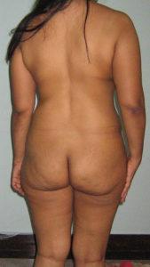 nude ass curvy babe