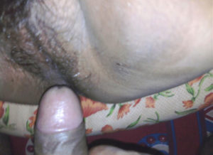 nude babe having sex