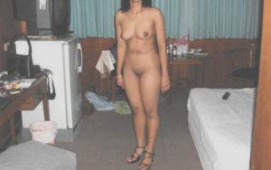 sexy desi babe full nude