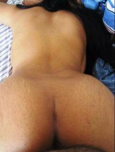 sexy nude bum babe