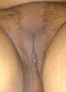 shaved twat desi babe