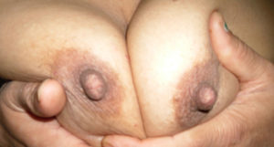 big boobs nipple babe
