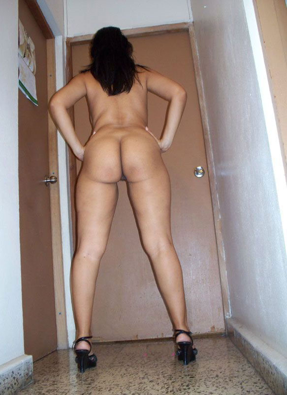 butt Nude indian woman