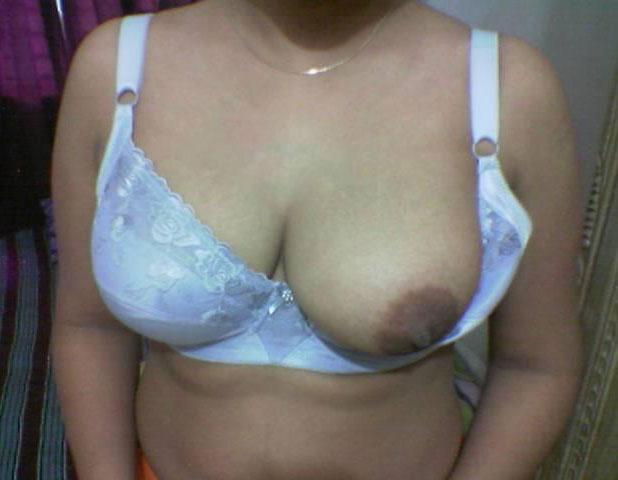 Indian boobs bra