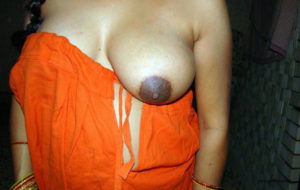 big milky breast aunty