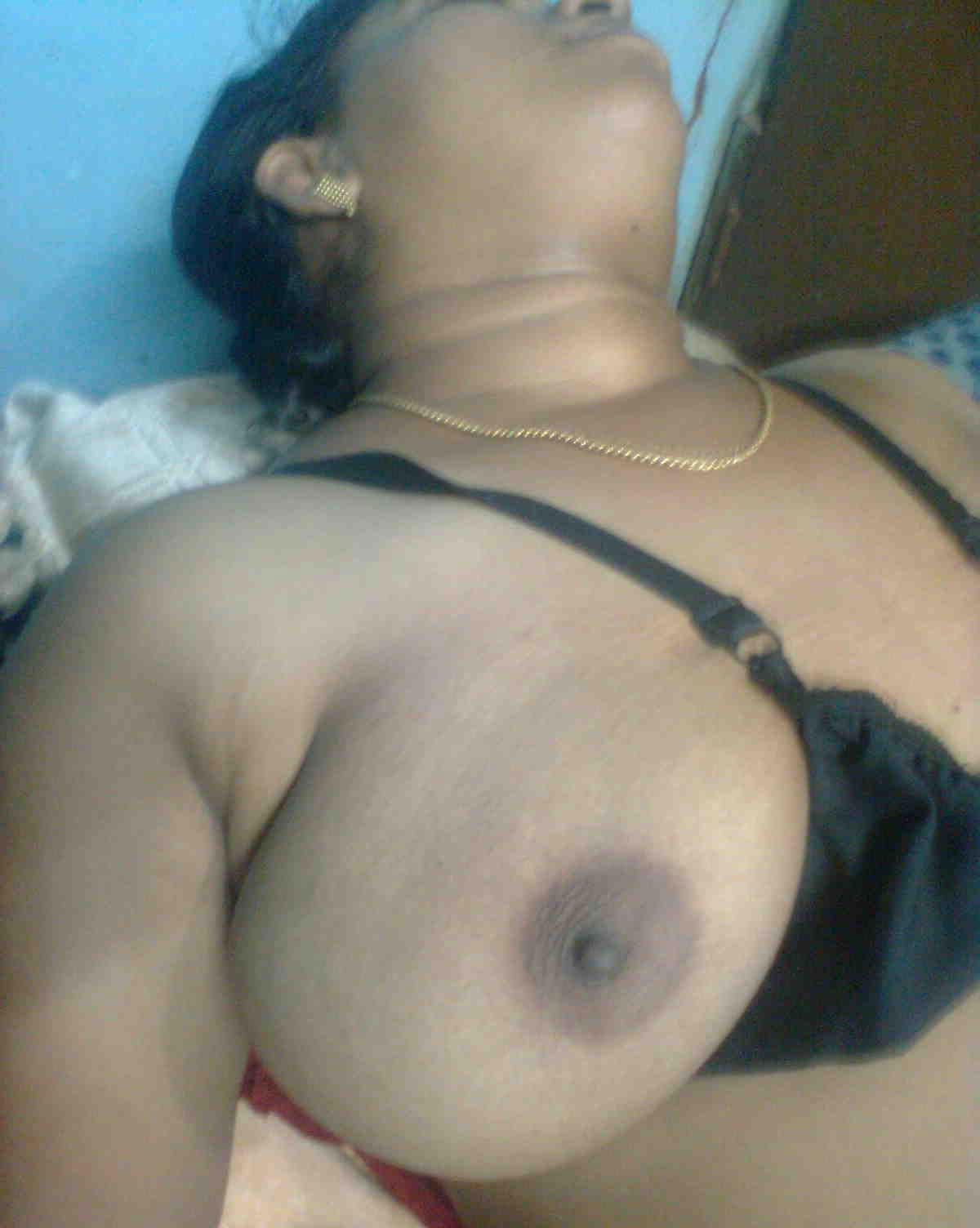 big aunt indian boobs