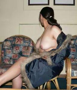 nude aunty hot boobs photo