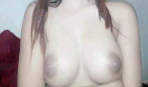 small nipple nude boobs