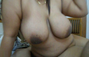 huge naked indian tits