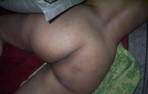 nude indian desi booty
