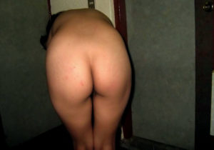 sexy nude babe booty
