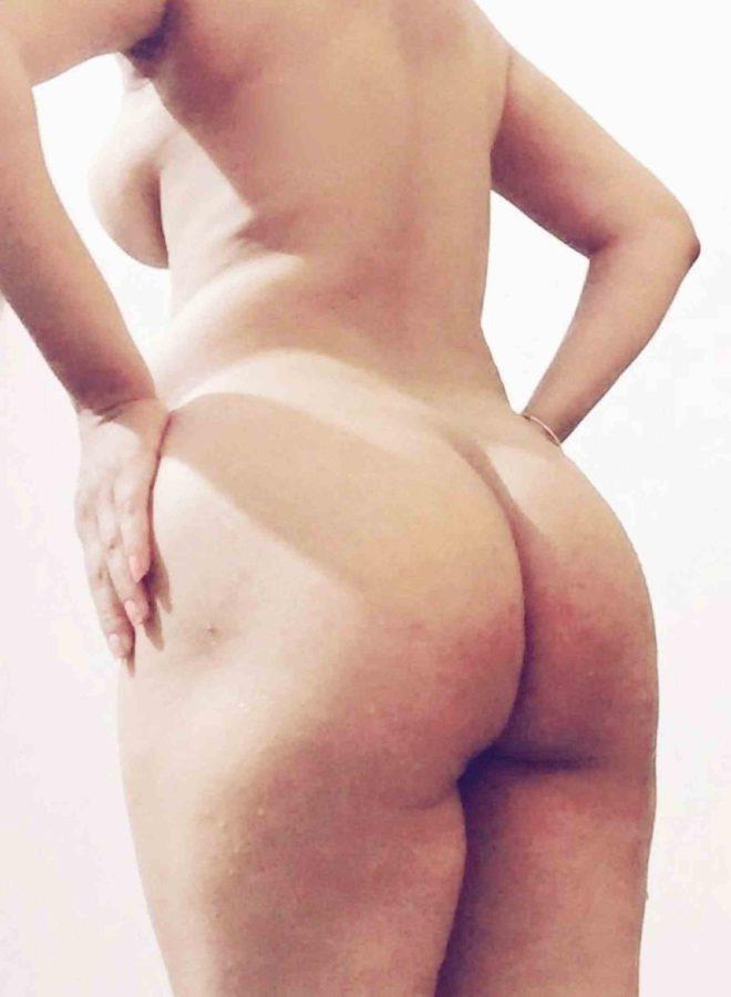 Cute Indian Girl Ass