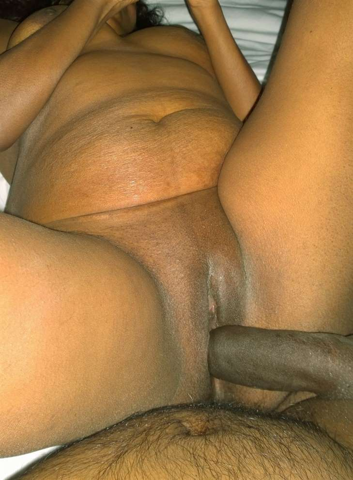South indian aunty in nude